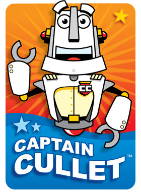 Meet Captain Cullet